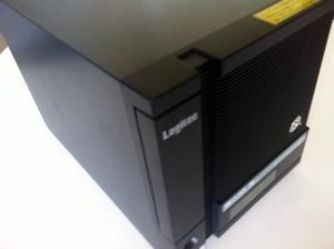 RAID(0+1) 電源不良 Logitec LSV-5S2000/4c