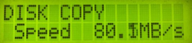 ハードディスクの読み込み速度が遅くなっていたら危険